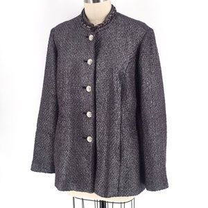 Chico's Tweed Jacket